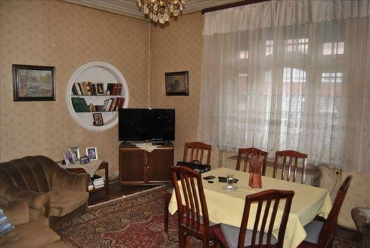 Kuća - Vračar -Topolska, Predratna vila sama na pl
