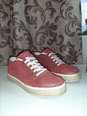 Ženske kožne cipele Antonella Rossi