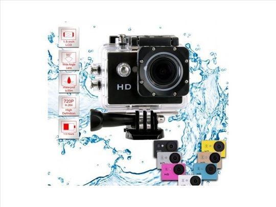 A7 HD sportska vodootporna akciona kamera