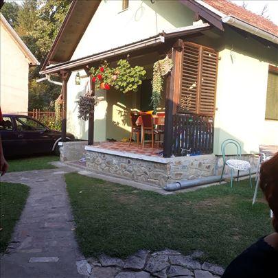 Banja Vrujci, kuća za odmor