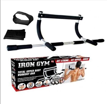 Iron Gym – kućni fitnes rekvizit