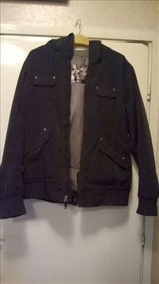 Ski jakna muska Barton-Usa br. XL,sa kapuljacom i