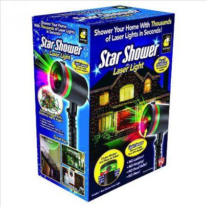 STAR SHOWER LASER PROJEKTOR