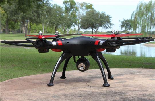EXPLORER DRON – KVADKOPTER SA WIFI FPV KAMEROM