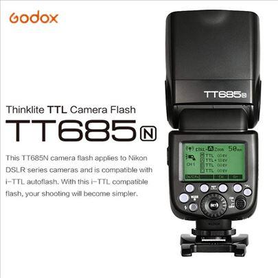 Godox TT685n TTL + difuzor - NOVO