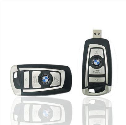 USB Flash memorija u obliku BMW ključa