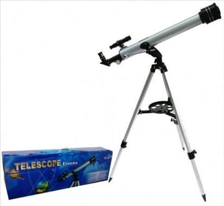 Veoma jak teleskop