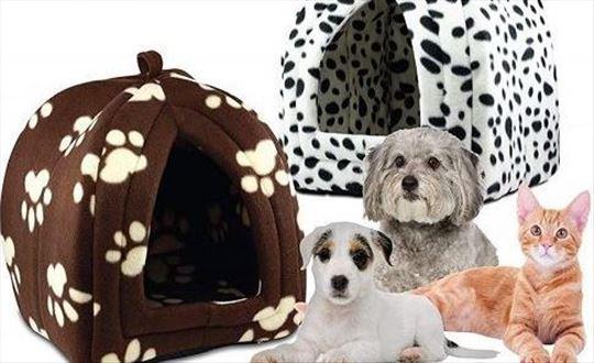 Moćna kućica za pse
