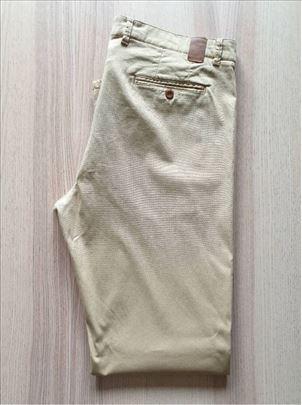 Garinello bež smart casual pantalone, veličina 38