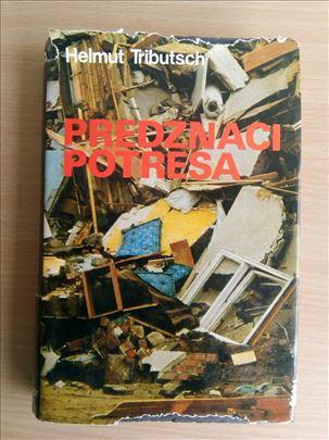 Helmut Tributsch - Predznaci potresa