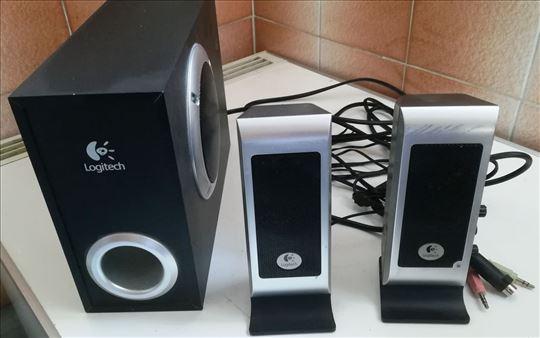 Logitech S200 OEM 2.1 zvučni sistem za PC/Mac