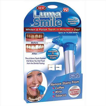 Luma Smile–aparat za poliranje i izbeljivanje zuba