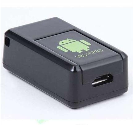 Mini GPS/MMS video/GPRS tracker za praćenje