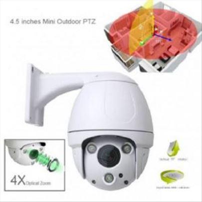 Mini IR PTZ multifunkcionalna kamera