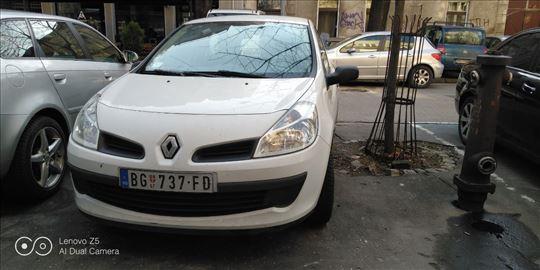 Renault Clio 1,5 dci, MK3 VAN -teretni