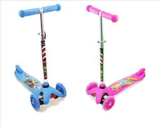 Trotinet scooter  nosivost do 40kg