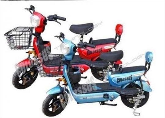 Električni bicikl Colossus CSS-62Q