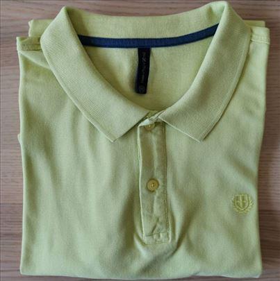 PIAZZA ITALIA polo majica, žute boje, veličina XXL