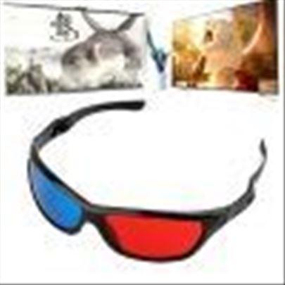 3D naočare za igrice, filmove