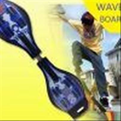 Wave board - skejt na dva točka