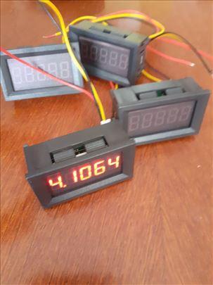 Voltampermetar sa 5 cifara velike preciznosti