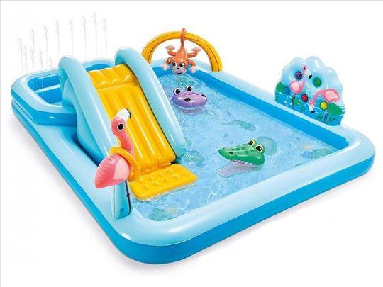 57161 Intex bazen igraonica