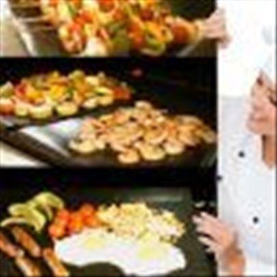 BBQ Grill mat – podloga za roštilj