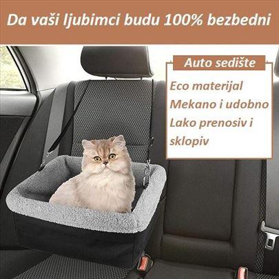 Novo! Autosedište za mačke