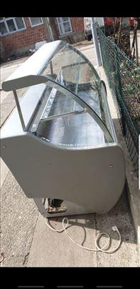 Rashladna vitrina FrigoŽika 1.5m