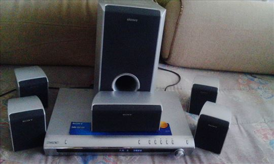 Sony HCD-DZ100, ČITAJ TEKST