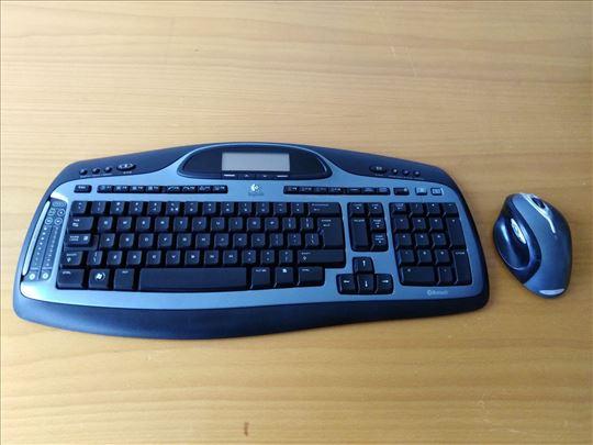 Bluetooth Logitech MX 5000 tastatura sa mišem