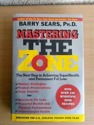 Ph.D. Barry Spears - Mastering the Zone