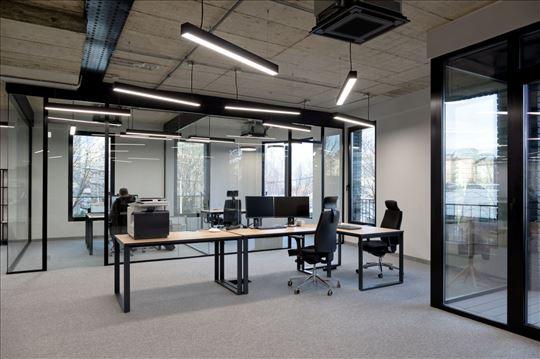 LUX kancelarije u poslovnoj zgradi - Dorćol