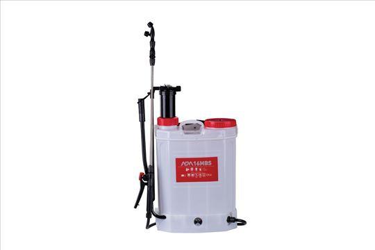Akumulatorska leđna rskalica AGM-MBS 16+garancija