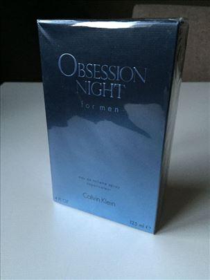 Calvin Klein Obsession Night EDT 125 ml - NOVO