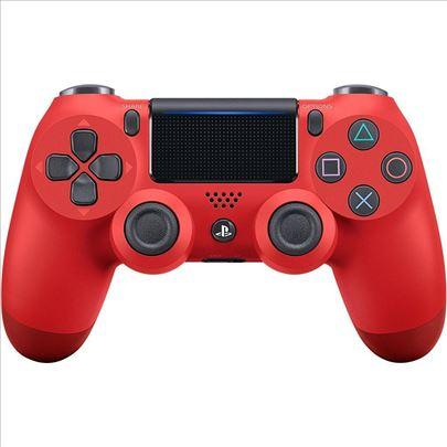 Dzojstik za PS4 bezicni PS4 Dzojstik Crveni