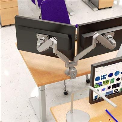 Workrite ergonomics dual nosač monitora