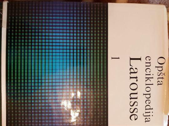 Opsta enciklopedija Larousse - 3 knjige