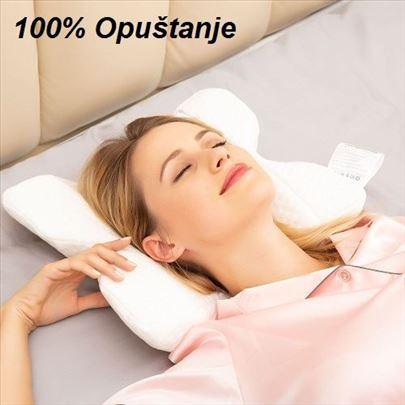 Apsolutni HIT-Ortopetski jastuk za maksimalno opuš