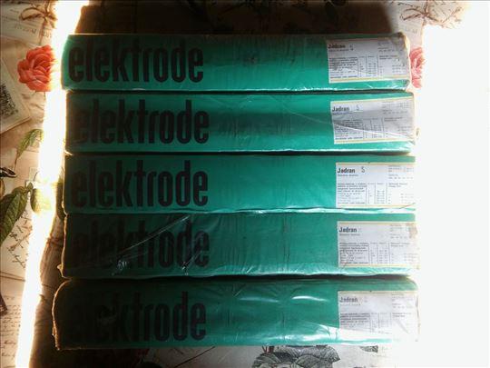 Jesenice elektrode FI 5mm Jadran S - 6,6kg NOVO