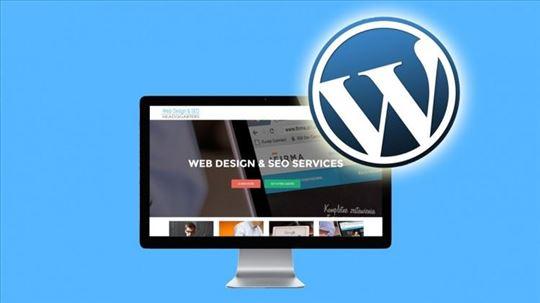 Izrada Wordpress web-sajtova