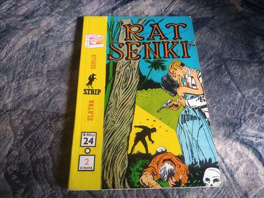 """Zlatna serija original izdanje, broj 24""""Rat senki"""""""