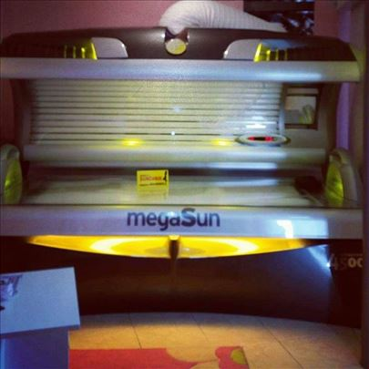 Solarijum MegaSun 4500