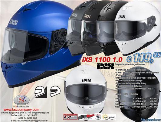 Moto kaciga iXS 11oo 1,0