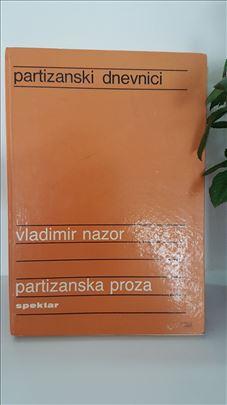 Partizanski dnevnici - Vladimir Nazor