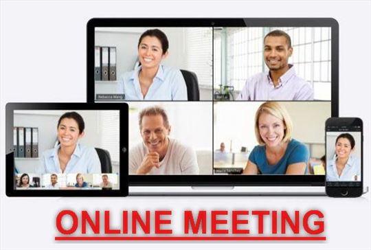 Live streaming - online poslovni sastanci