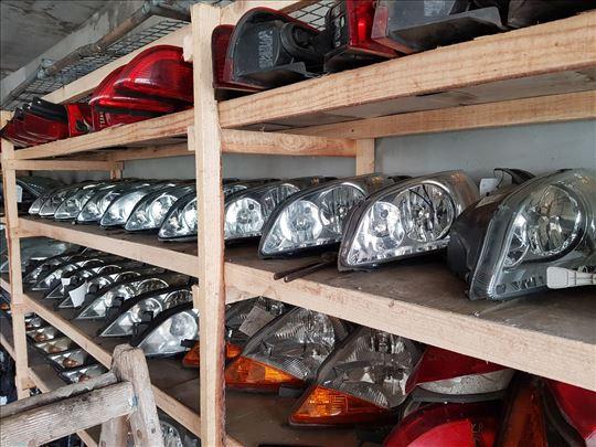 Farovi i stop svetla za sva Ford vozila do 2015.g