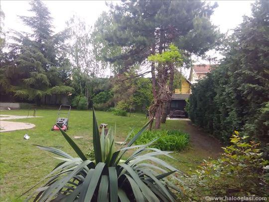 Uređenje i održavanJe dvorišta, zelenih površina