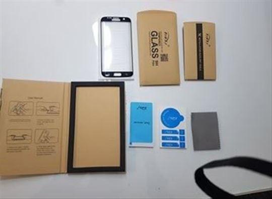 Akcija! Samsung S7 edge zaštitno staklo 3D