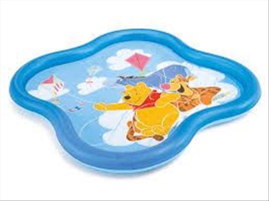 58433 Intex bazen Winnie the Pooh za decu 1-3 god